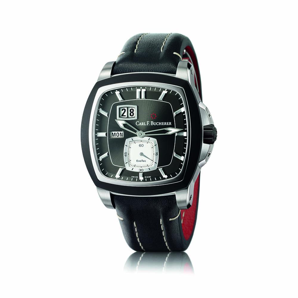 Часы Patravi EvoTec DayDate Carl F. Bucherer 00.10625.13.33.01