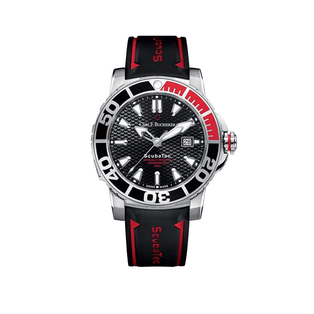 Часы Patravi ScubaTec  Carl F. Bucherer 00.10632.23.33.02