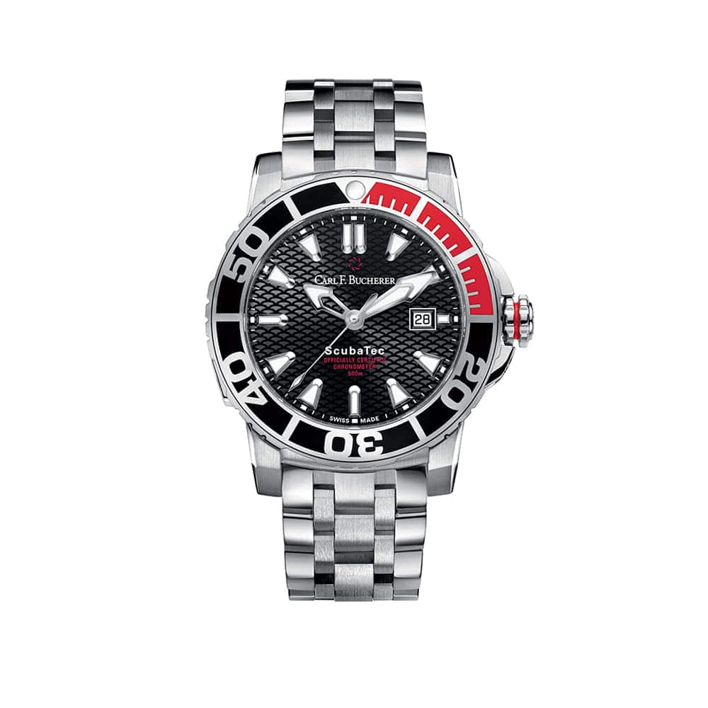 Часы Patravi ScubaTec  Carl F. Bucherer 00.10632.23.33.22