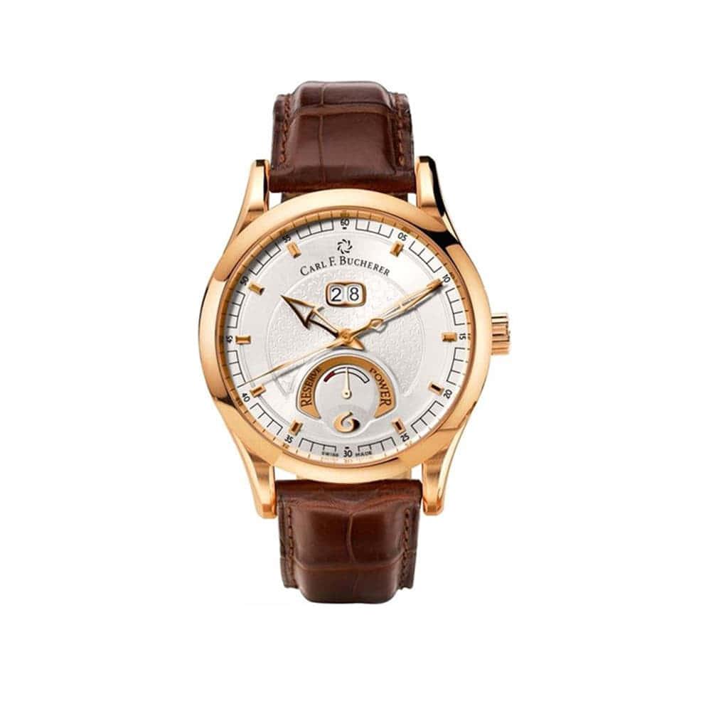 Часы Manero BigDate Power Carl F. Bucherer 00.10905.03.16.01