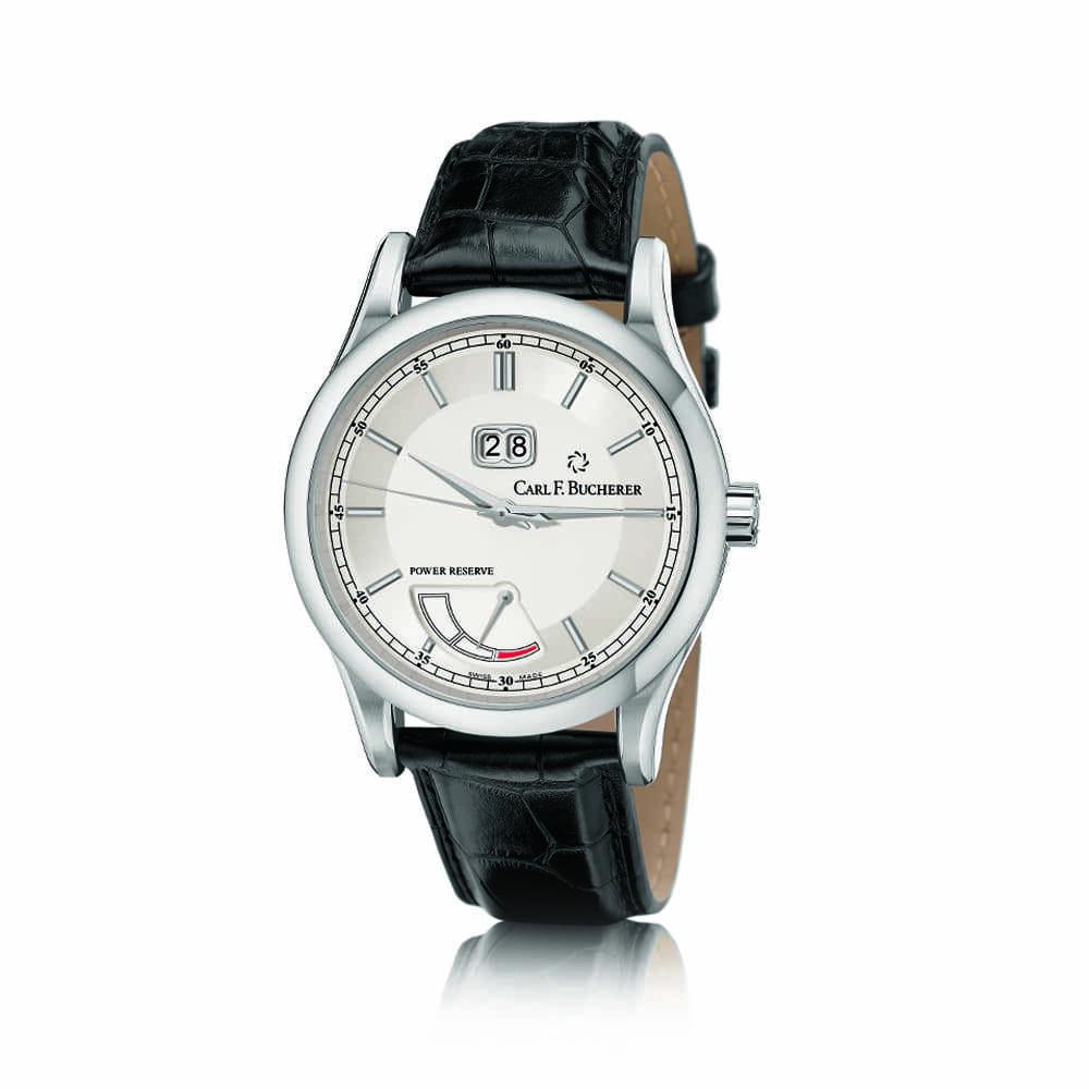 Часы Manero BigDate Power  Carl F. Bucherer 00.10905.08.13.01