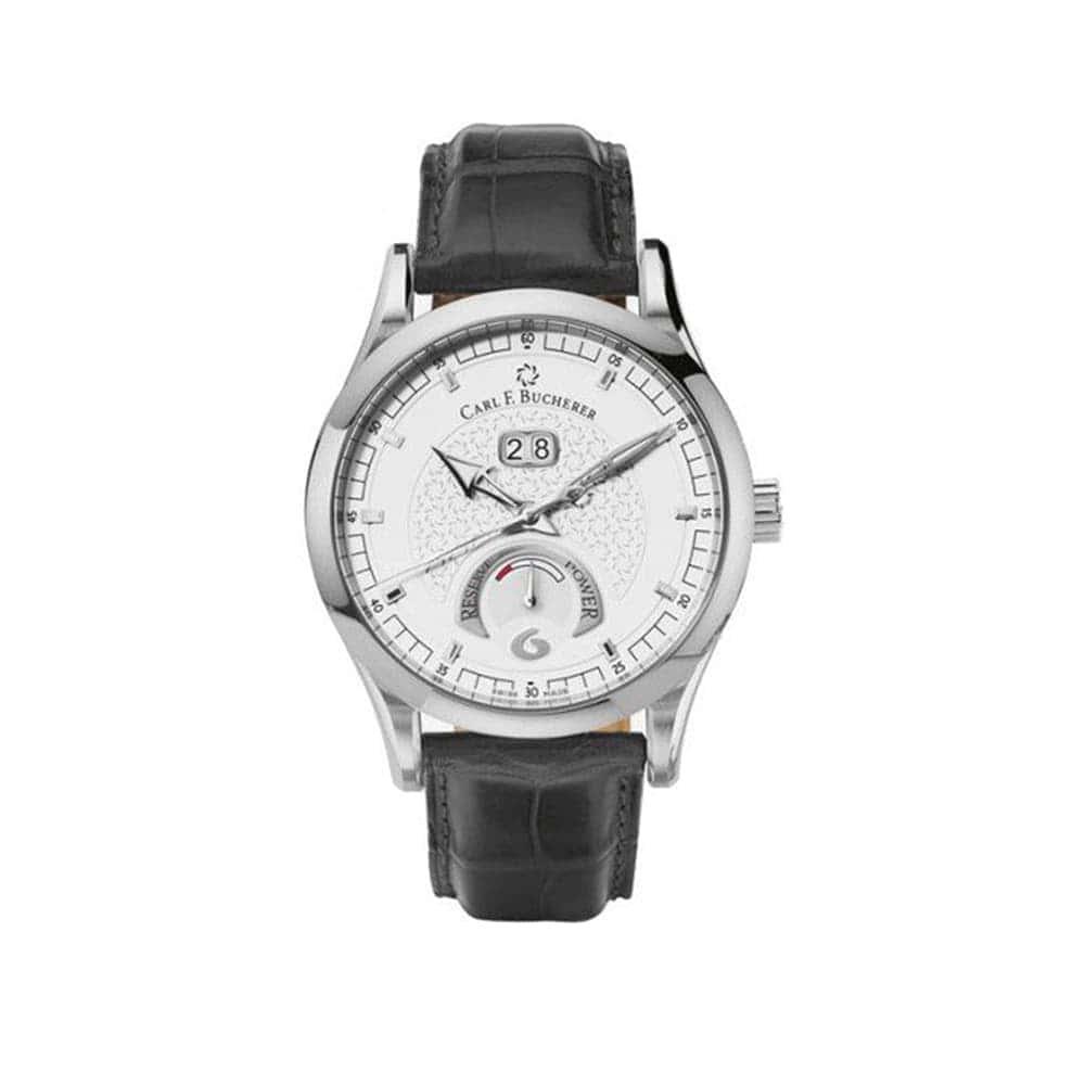 Часы Manero BigDate Power  Carl F. Bucherer 00.10905.08.26.01
