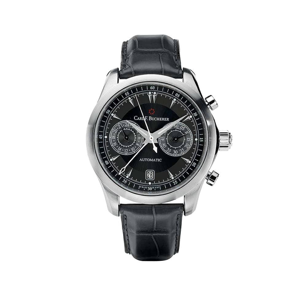 Часы Manero CentralChrono  Carl F. Bucherer 00.10910.08.33.01