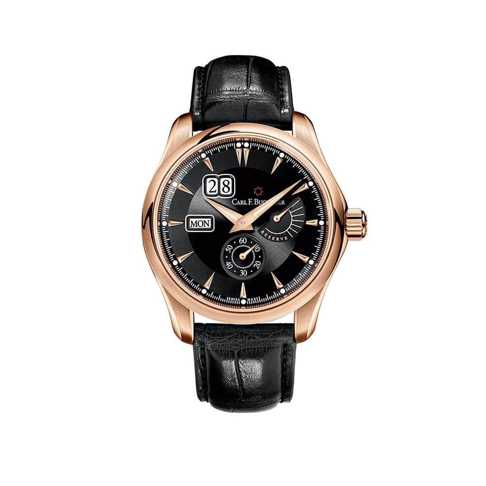 Часы Manero PowerReserve  Carl F. Bucherer 00.10912.03.33.01