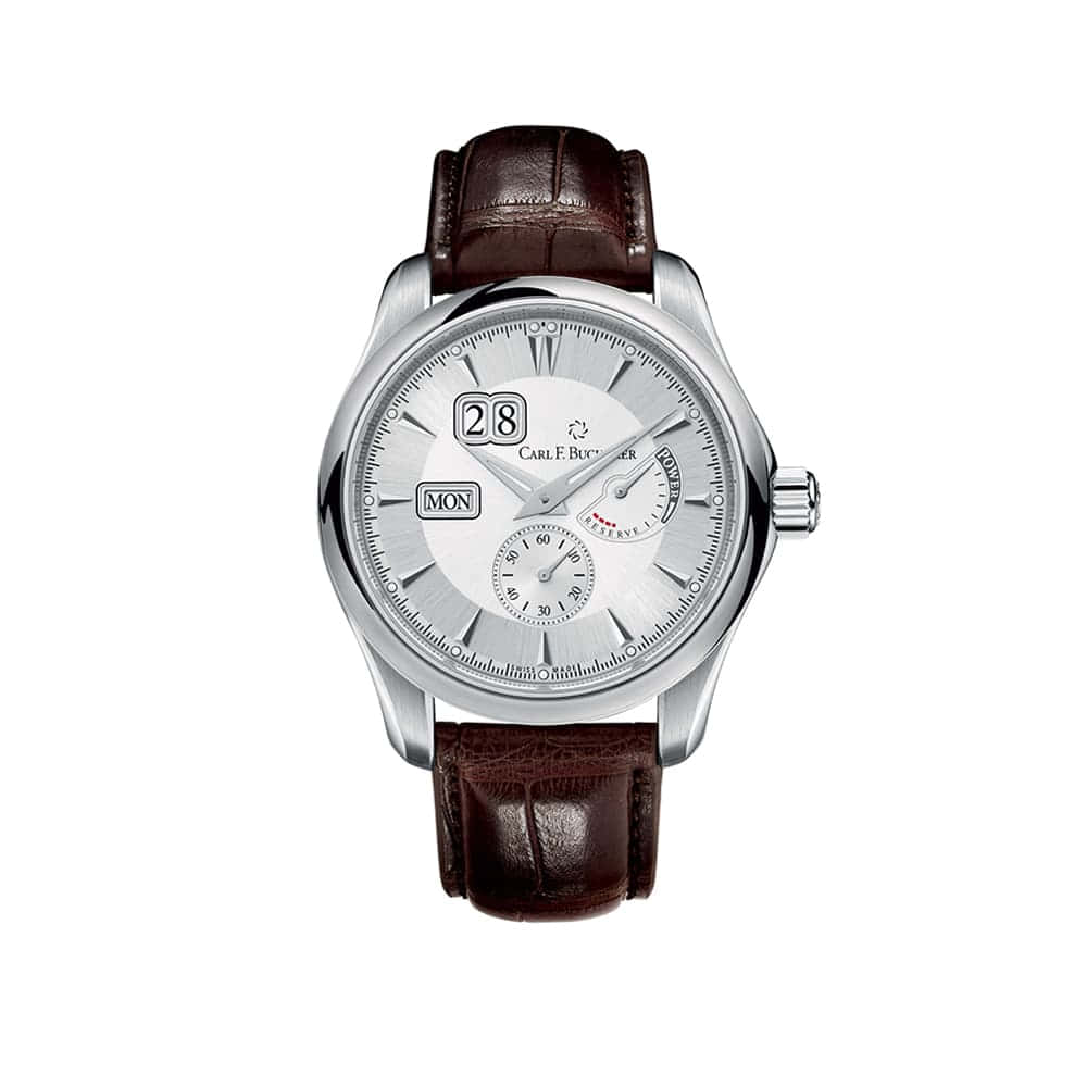 Часы Manero PowerReserve  Carl F. Bucherer 00.10912.08.13.01