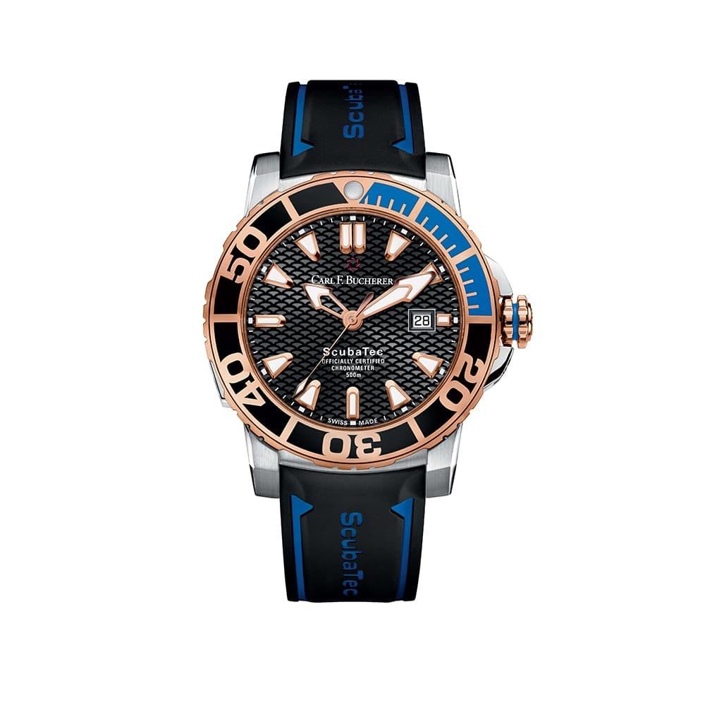 Часы Patravi ScubaTec  Carl F. Bucherer 00.10632.24.33.01