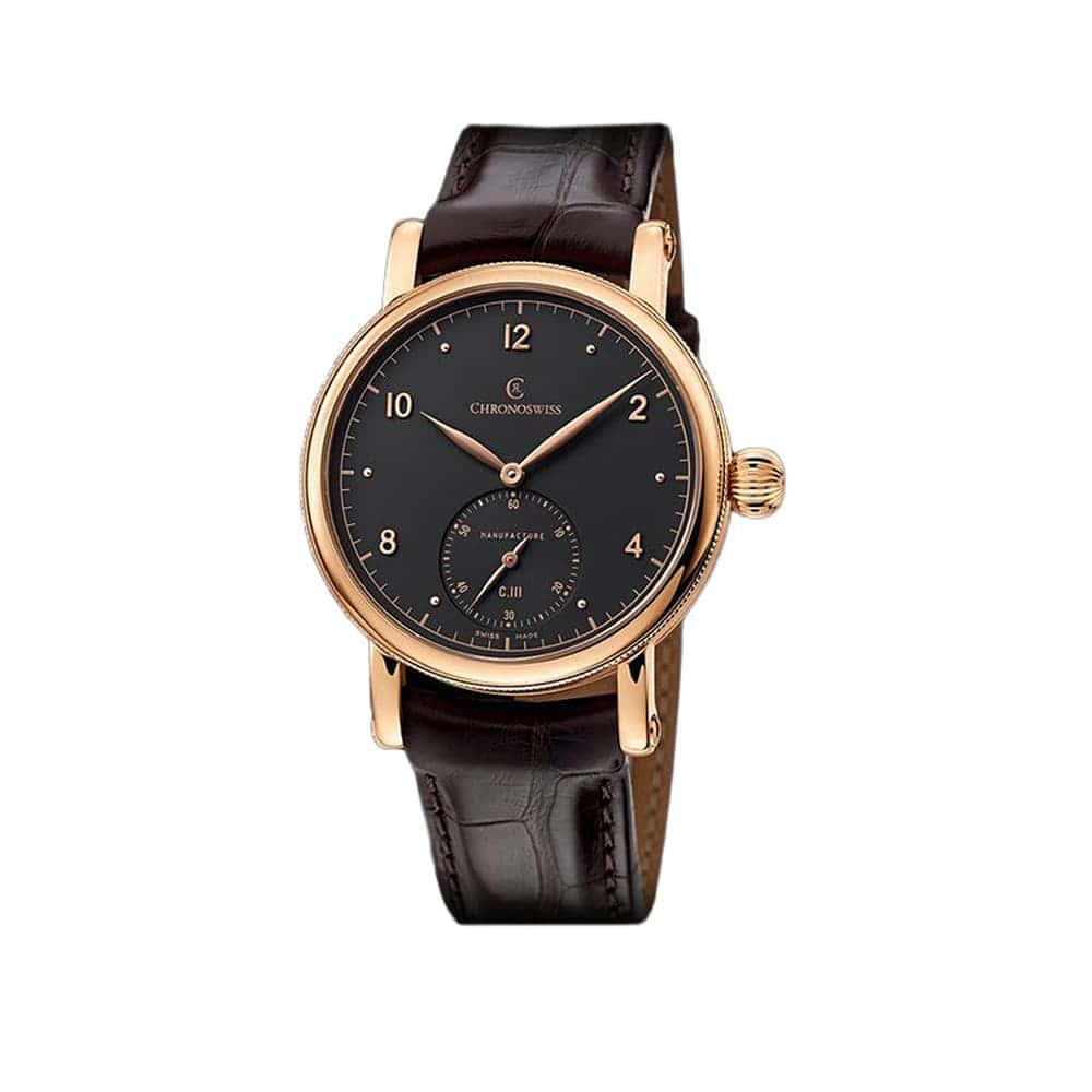 Часы SIRIUS Manufacture Chronoswiss CH 1021R BK