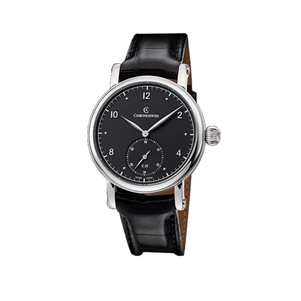 Часы  SIRIUS Manufacture Chronoswiss CH 1023 BK