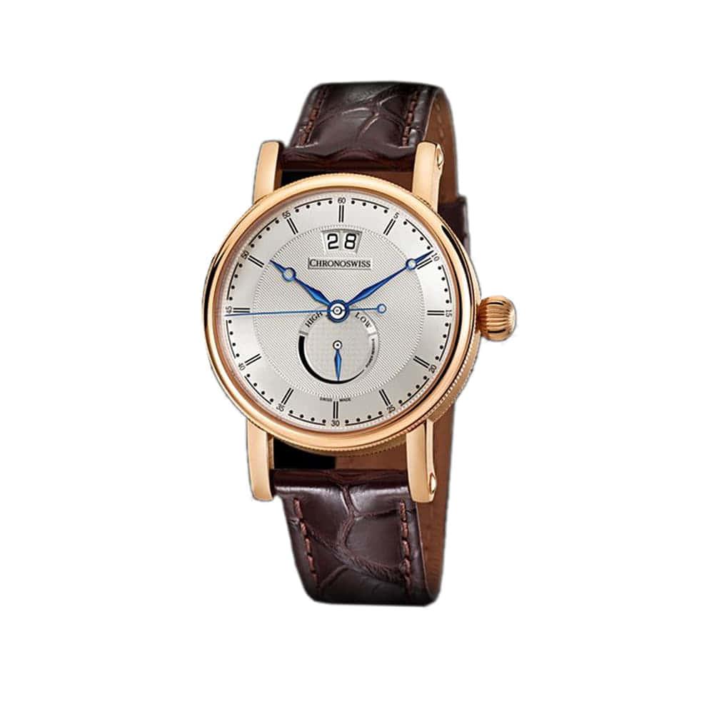 Часы SIRIUS Big Date  Chronoswiss CH 3521.1R