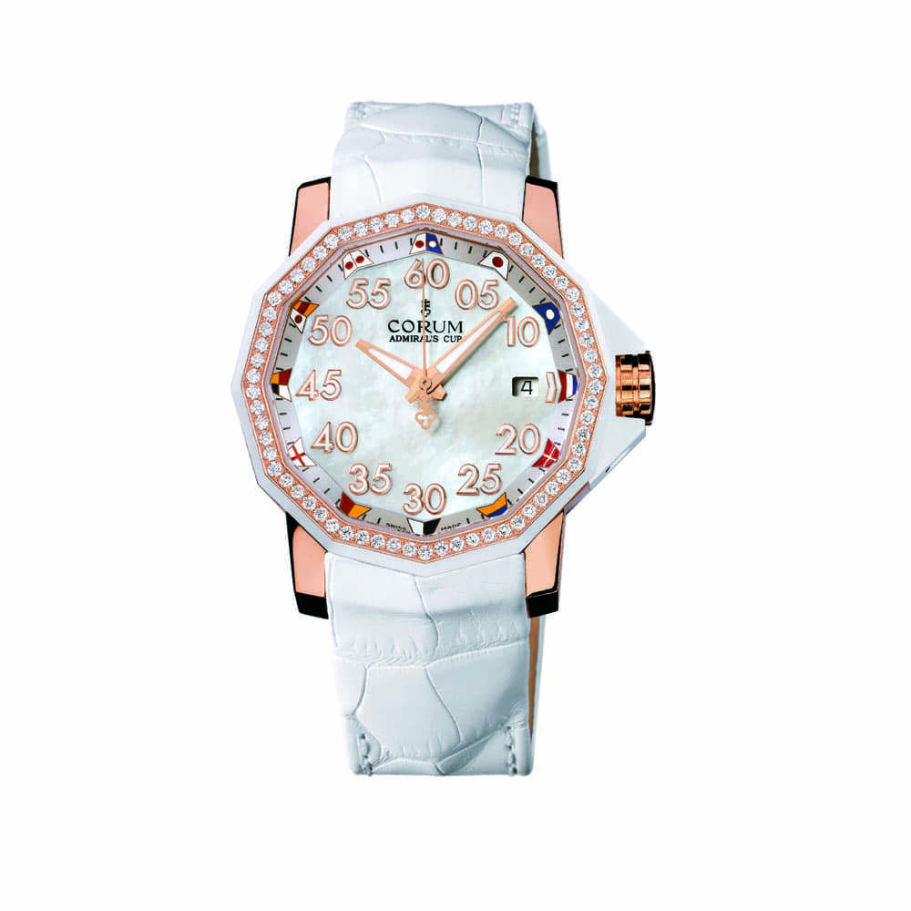 Часы Admiral's Cup Competition 40 Corum 082.951.85