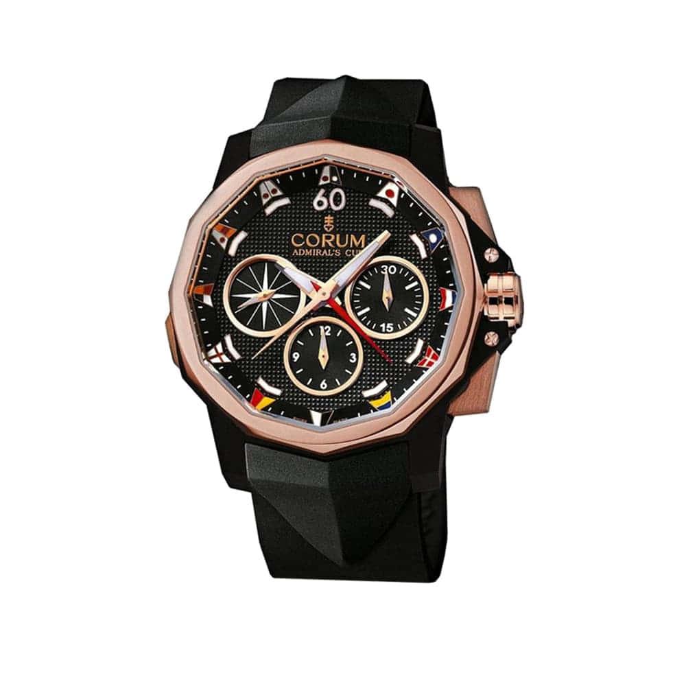 Часы Admiral's Cup Chronograph Regatta 44 Corum 986.694.55