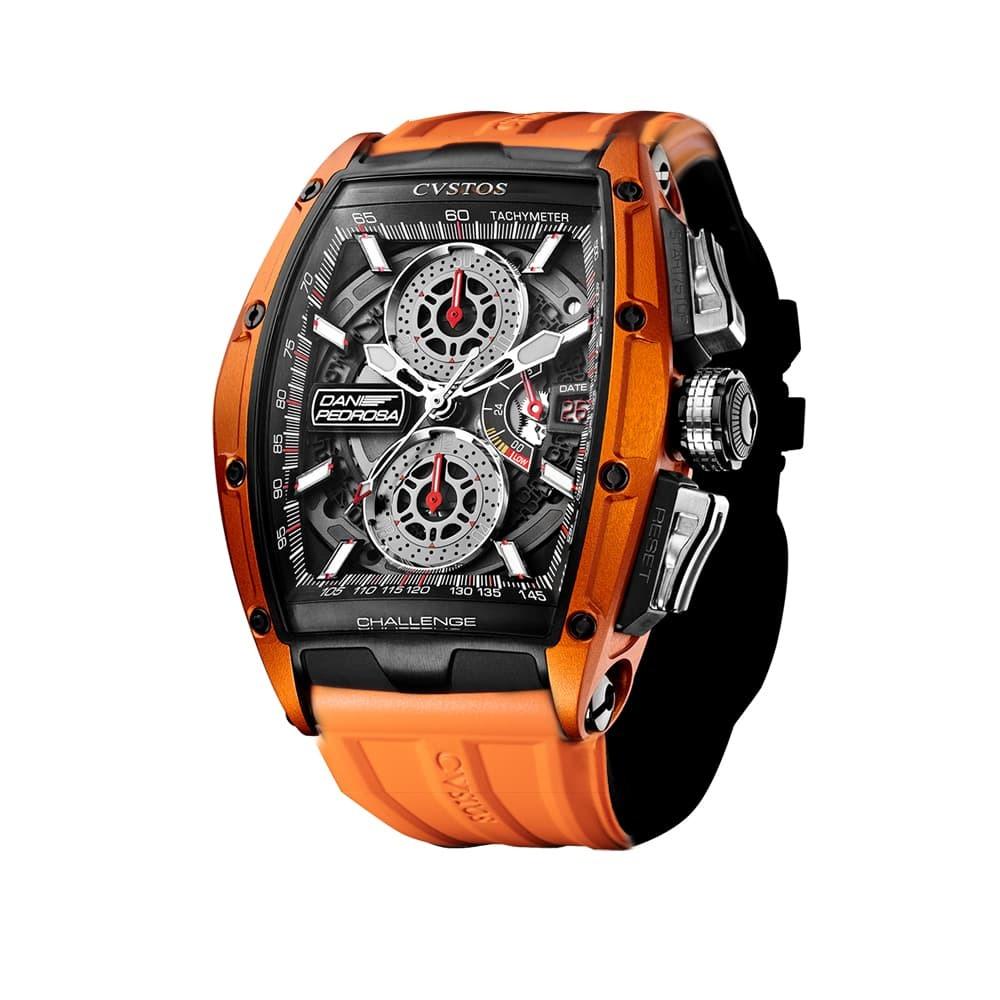 Часы Challenge GT Chrono II DANI PEDROSA  Cvstos Challenge GT - 2