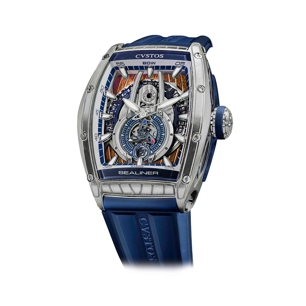 Часы Challenge Sealiner PS  Cvstos C00103.4106001