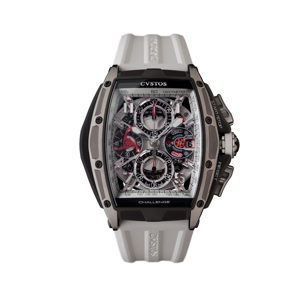 Часы Challenge GT III Chronograph-S Cvstos B00107.4510001