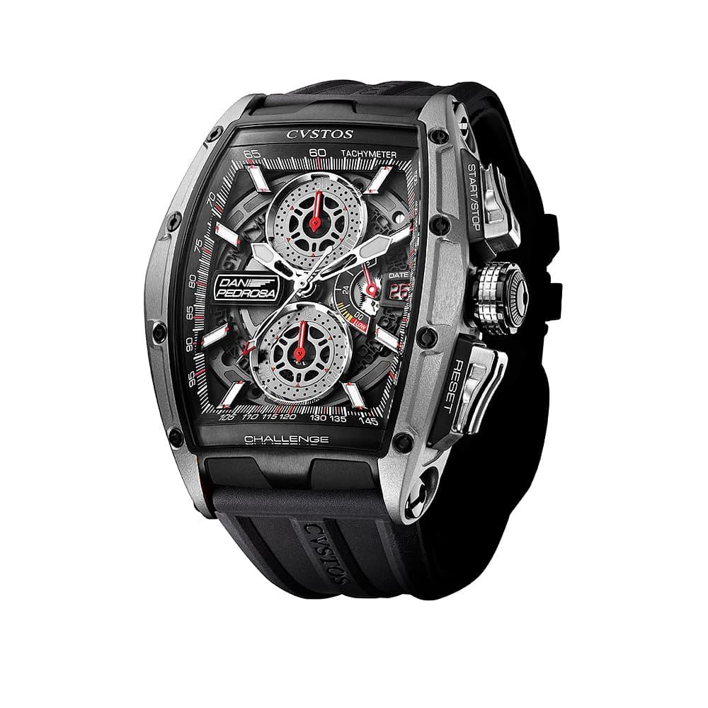 Часы Challenge GT Chrono II DANI PEDROSA  Cvstos Challenge GT - 3