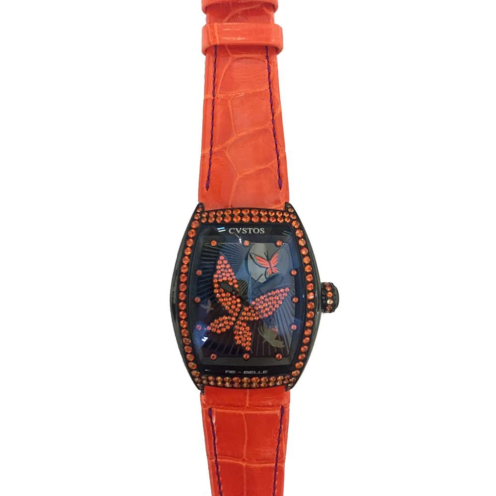Часы Re-Belle Papillon Blue Paraiba Cvstos Re-Belle Papillon - 2