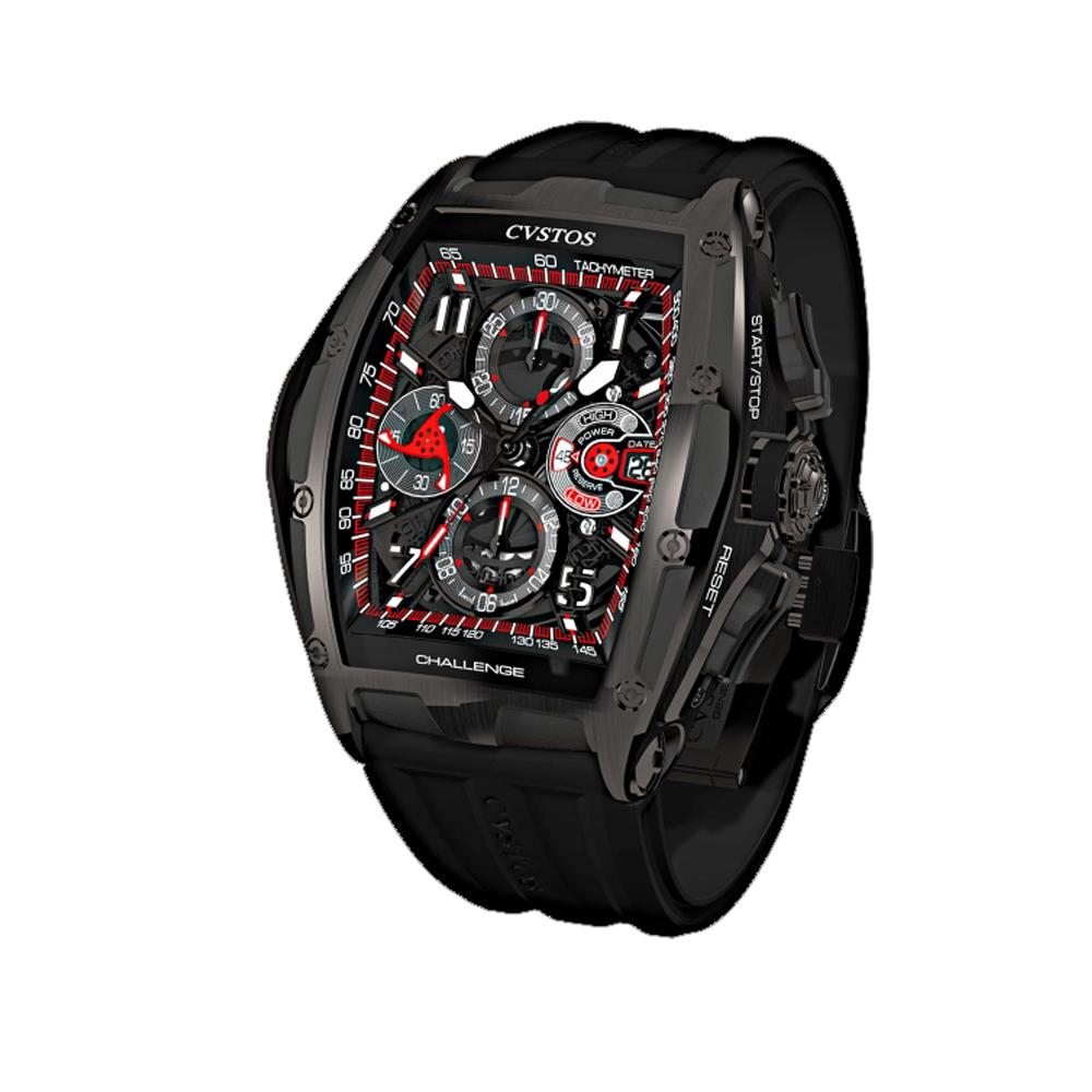 Часы Challenge III Chronograph-S Cvstos B00107.4102004