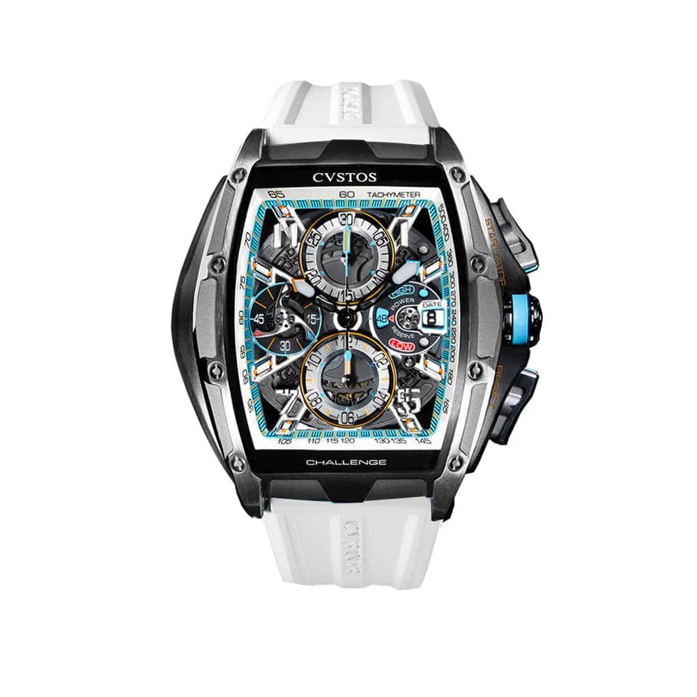 Часы Challenge III Chronograph S Blue Cvstos Challenge III Chrono S - 2