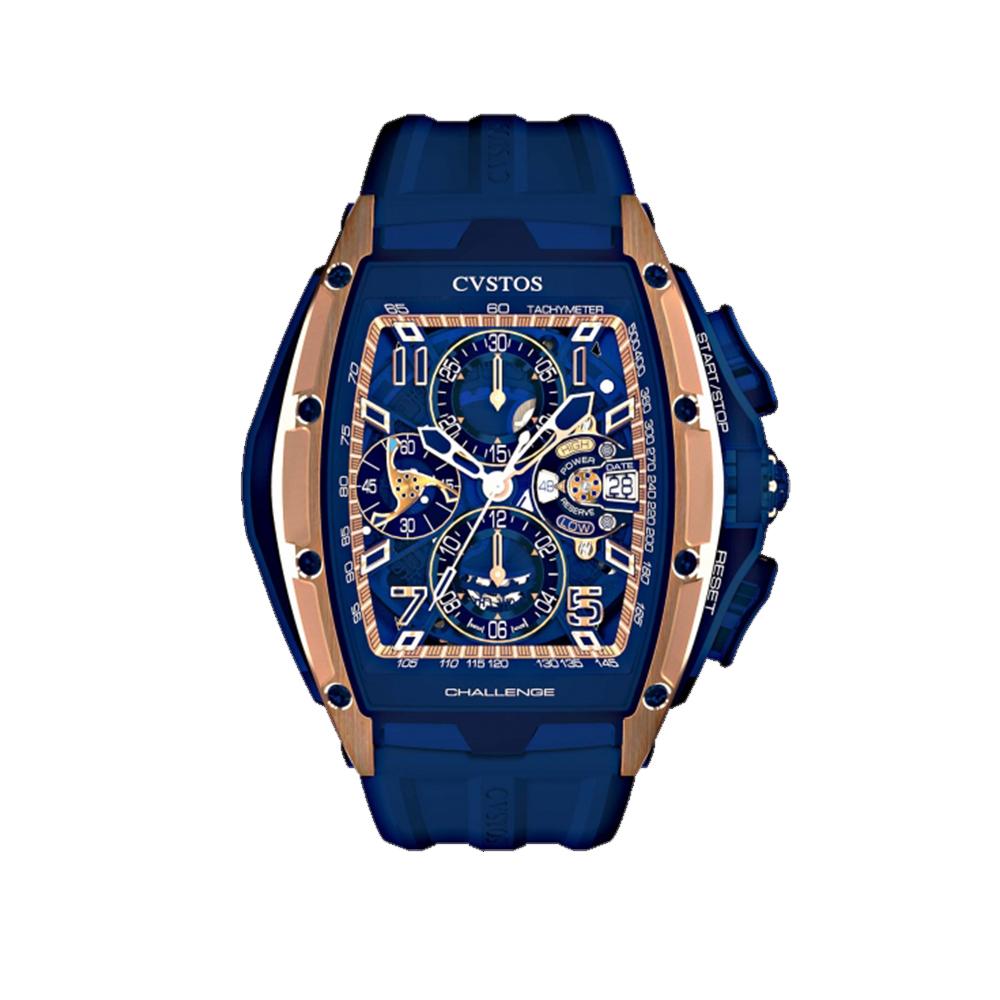 Часы Challenge III Chronograph-S Cvstos B00107.4173001