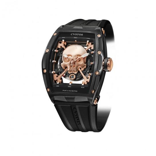 Часы Challenge JetLiner SL II Inkvaders Skull