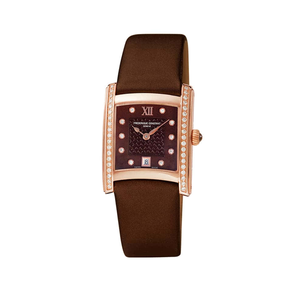 Часы Delight Carree Frederique Constant FC-220CHD2ECD4