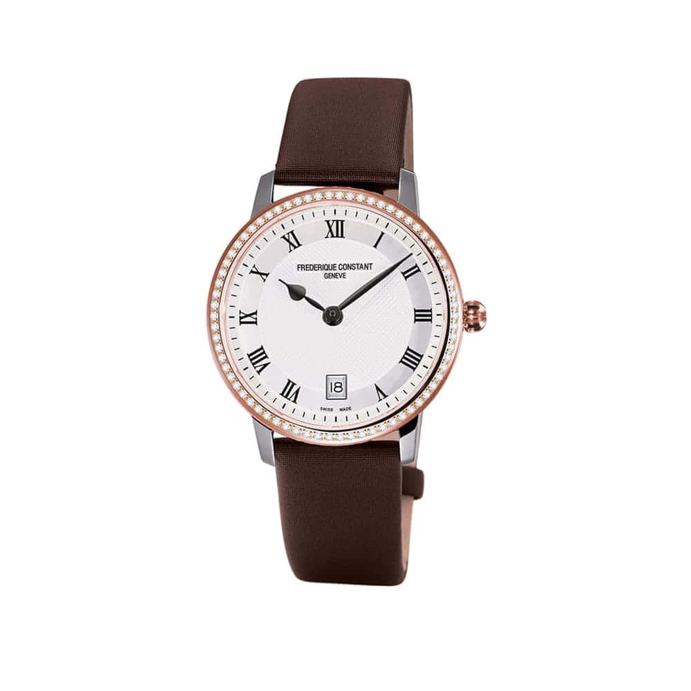 Часы  Slimline Ladies Frederique Constant FC-220M4SD32
