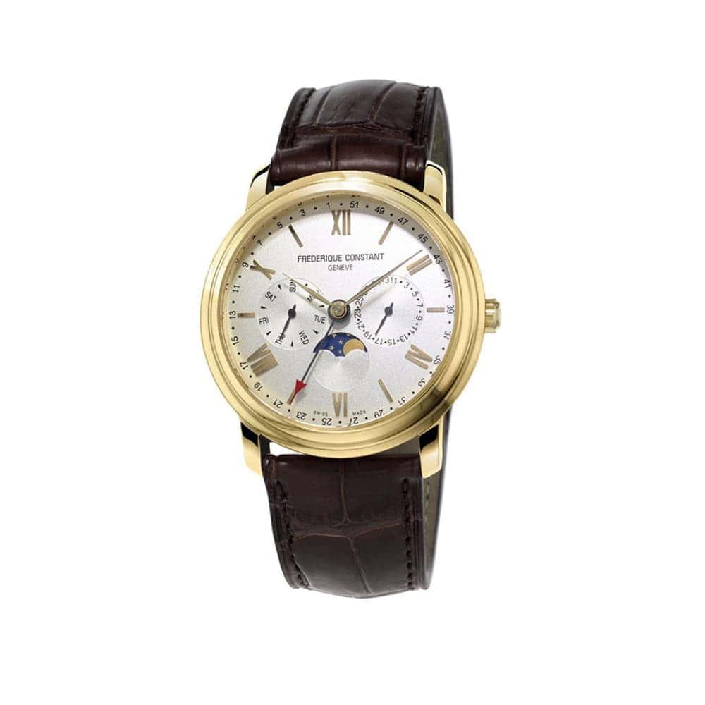 Часы Persuasion Business Timer Frederique Constant FC-270SW4P5