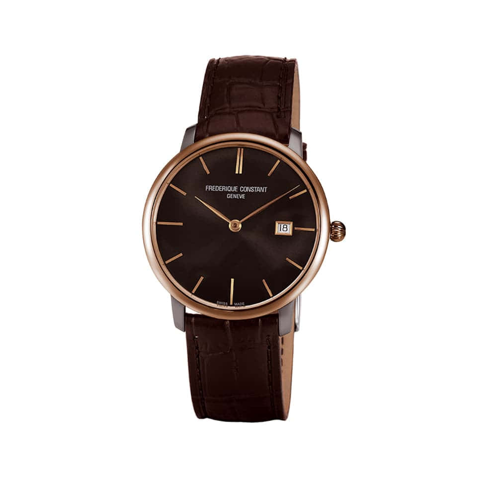 Часы Slimline Automatic Titanium Frederique Constant FC-306G4STZ9