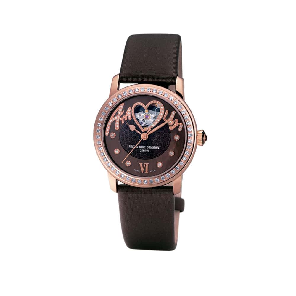 Часы Amour Heart Beat Frederique Constant FC-310CSQ2PD4