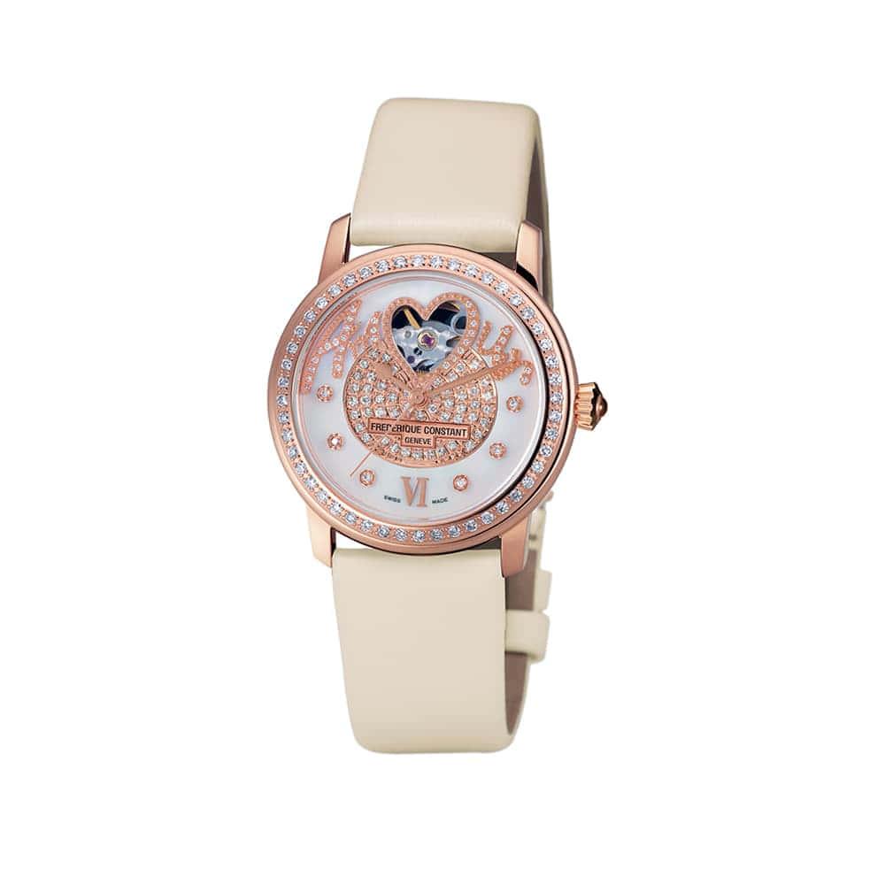 Часы Amour Heart Beat Frederique Constant FC-310SQPV2PD4