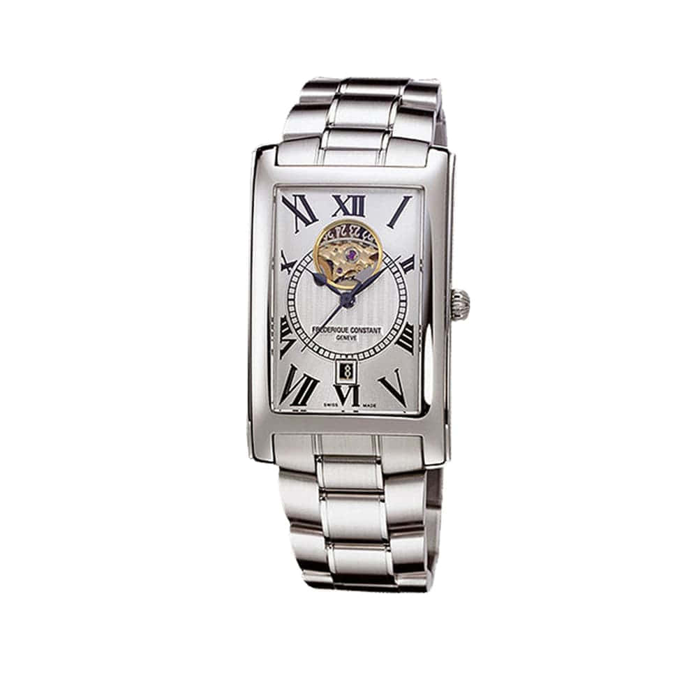 Часы Heart Beat Date Carree Frederique Constant FC-315MS4C26B
