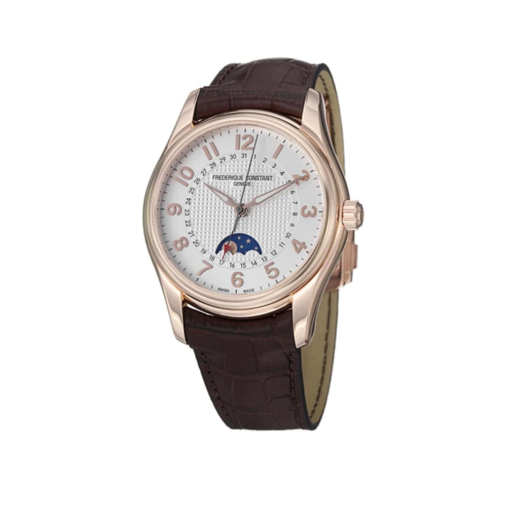 Часы Runabout Moonphase&Date Frederique Constant FC-330RM6B4