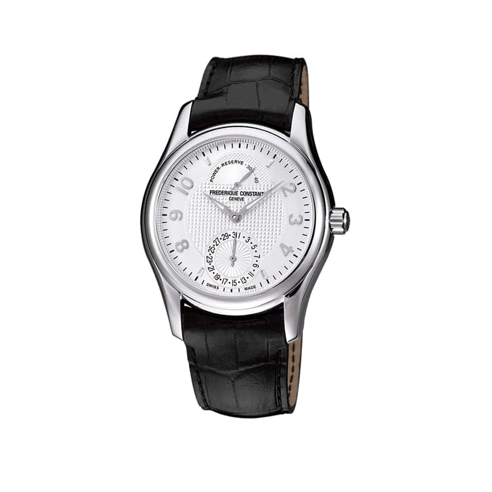 Часы Runabout Manufacture Power Reserve Frederique Constant FC-720RM6B6