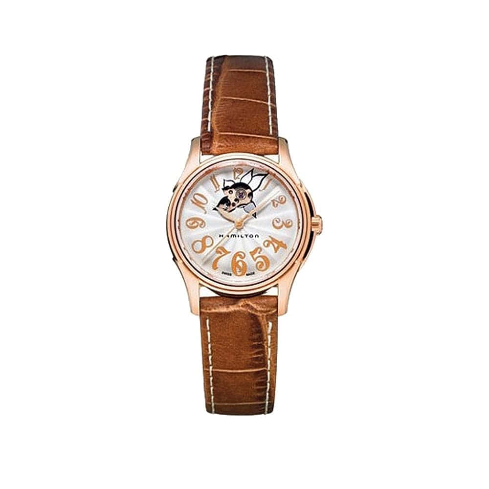Часы JazzMaster Lady Auto Hamilton H32345983