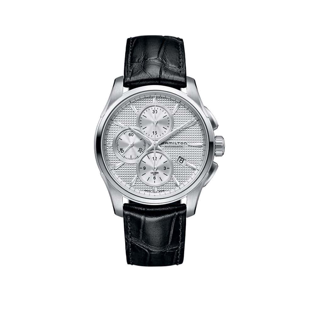 Часы JazzMaster Auto Chrono  Hamilton H32596751