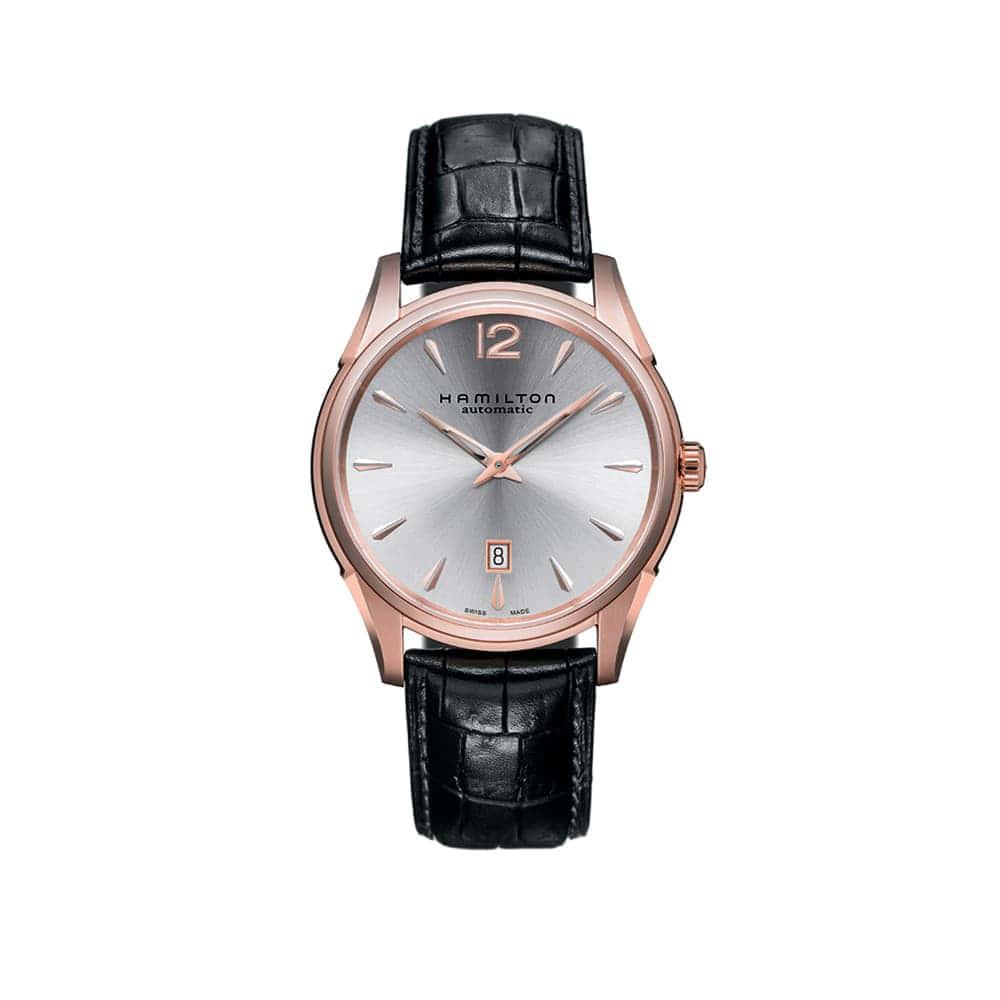 Часы  JazzMaster Slim Auto Hamilton H38645755