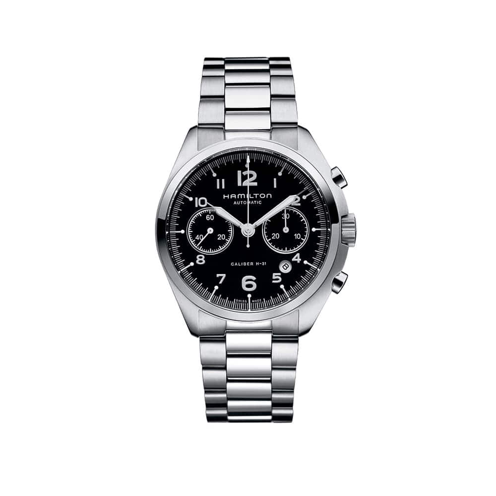 Часы Khaki Pilot Pioneer Chrono Auto Hamilton H76416135