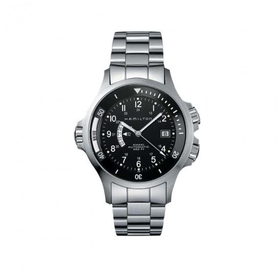 Часы Khaki Navy GMT Auto