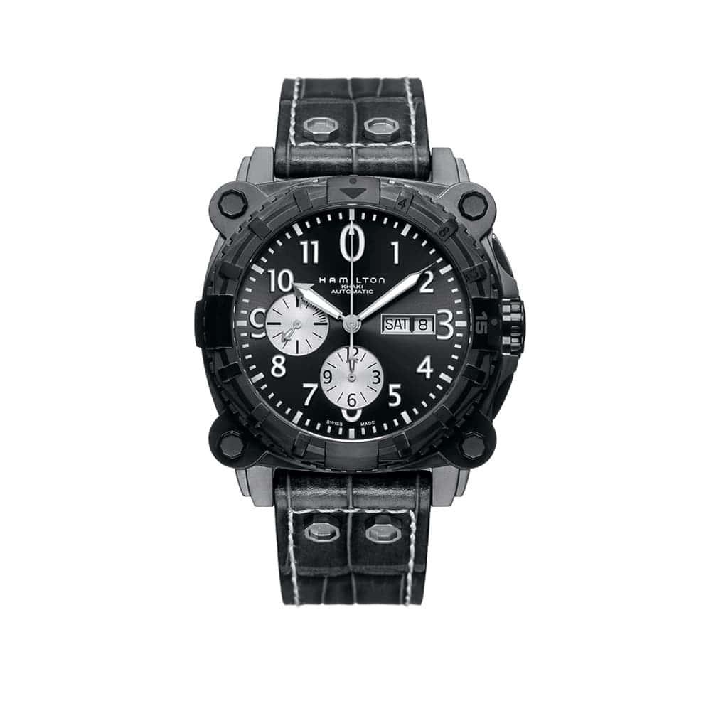 Часы Khaki BeLowzero Chrono Auto Hamilton H78696393