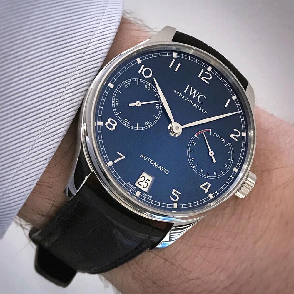 Часы Portugieser Automatic IWC Schaffhausen IW500710 - 2