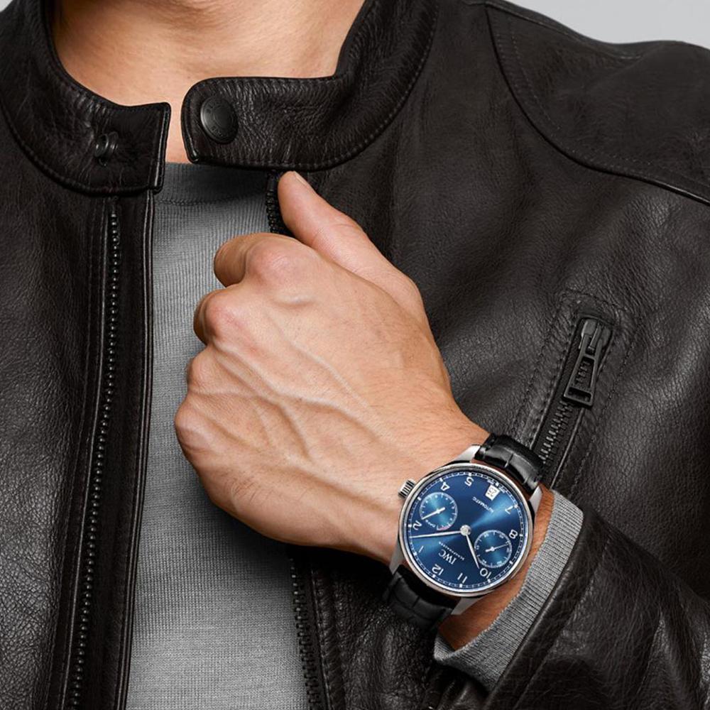 Часы Portugieser Automatic IWC Schaffhausen IW500710 - 3