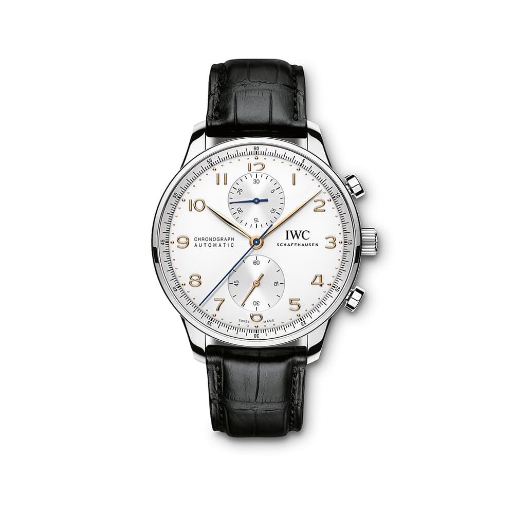 Часы Portugieser Chronograph IWC Schaffhausen IW371445