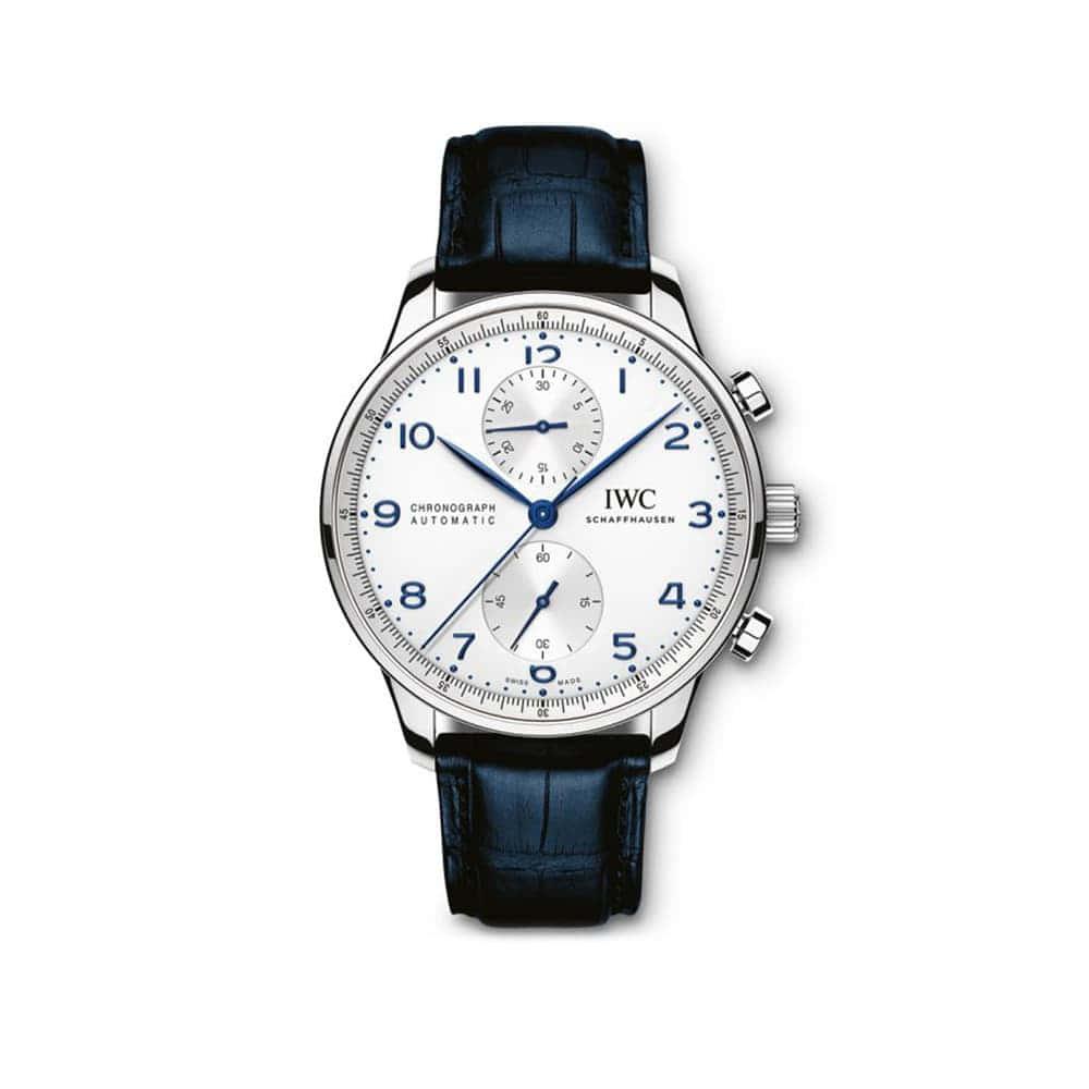 Часы Portugieser Chronograph IWC Schaffhausen IW371446