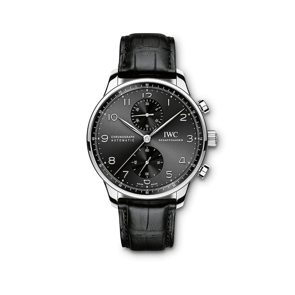 Часы Portugieser Chronograph IWC Schaffhausen IW371447