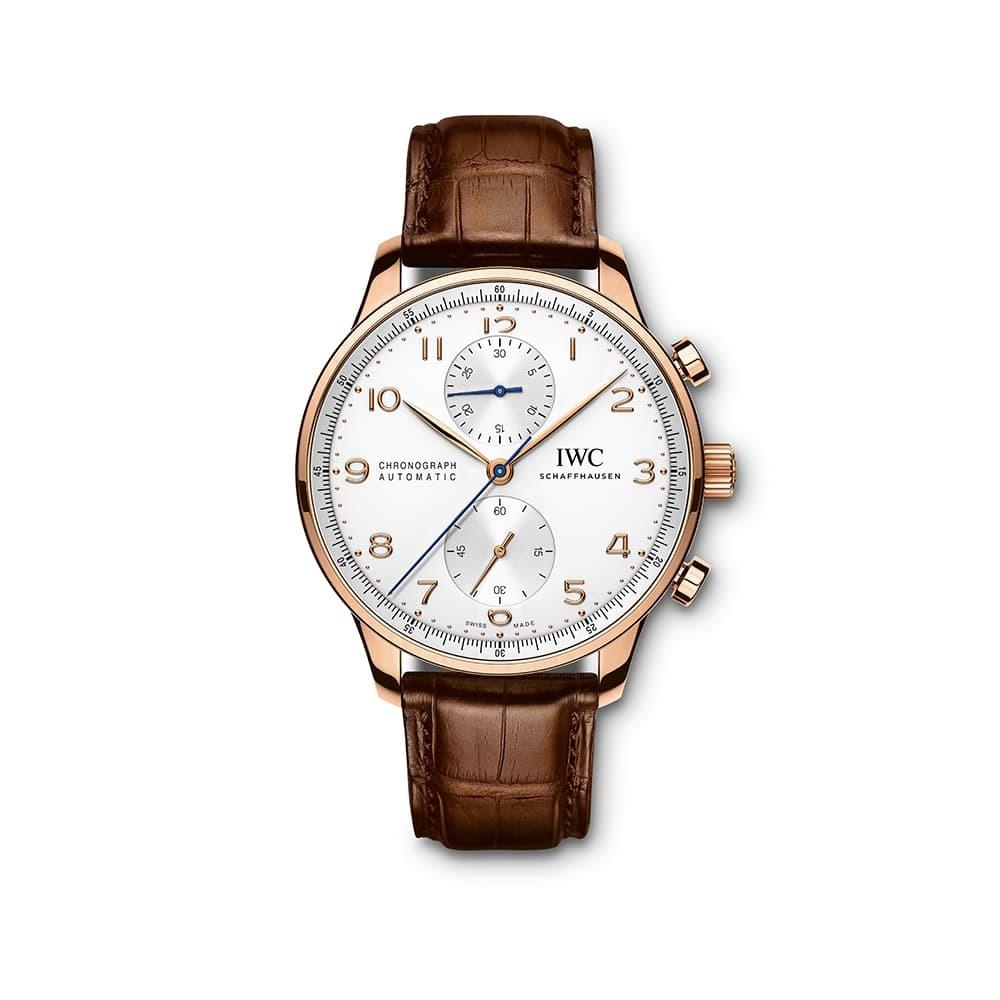Часы Portugieser Chronograph IWC Schaffhausen IW371480