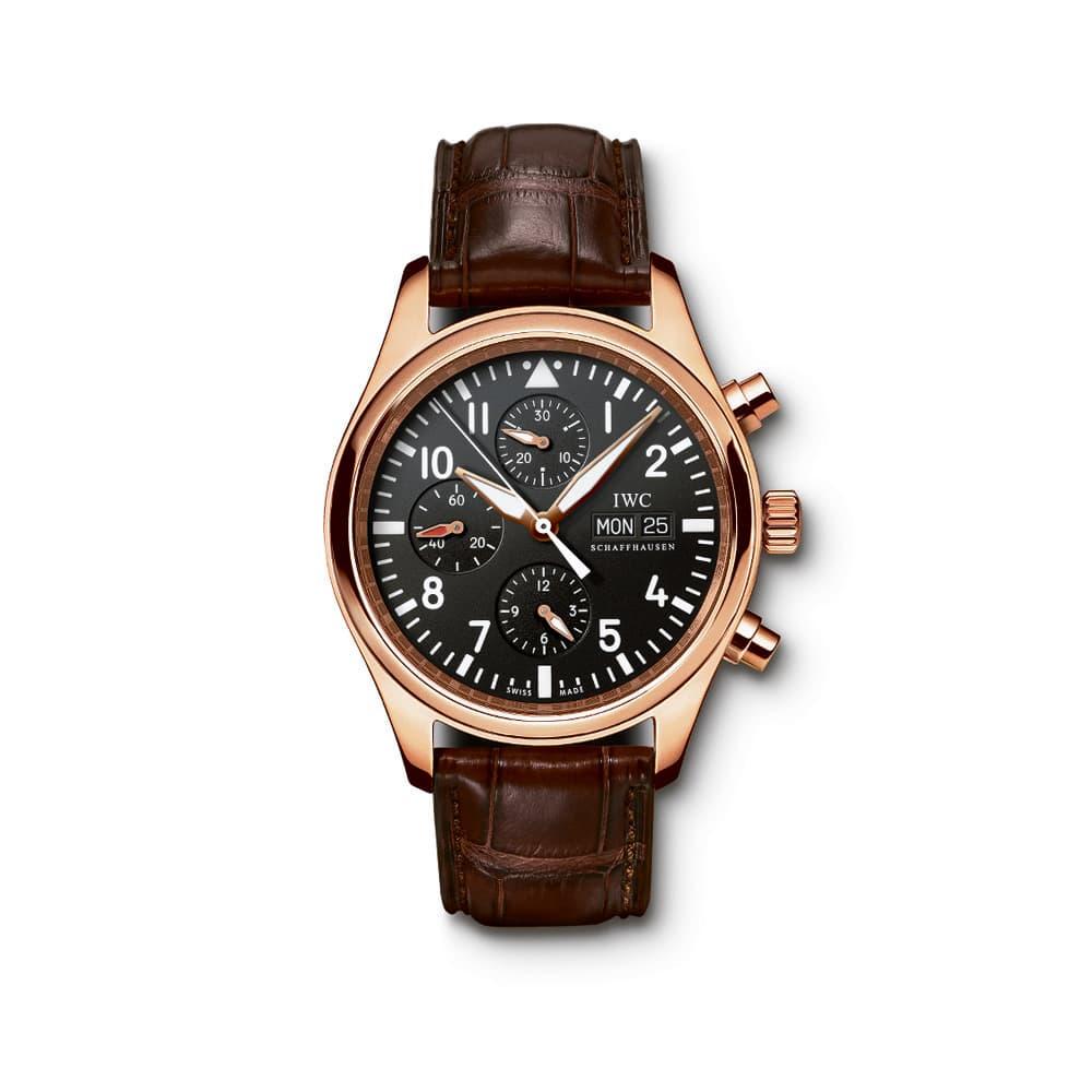 Часы Pilot's Watch Chronograph IWC Schaffhausen IW371713