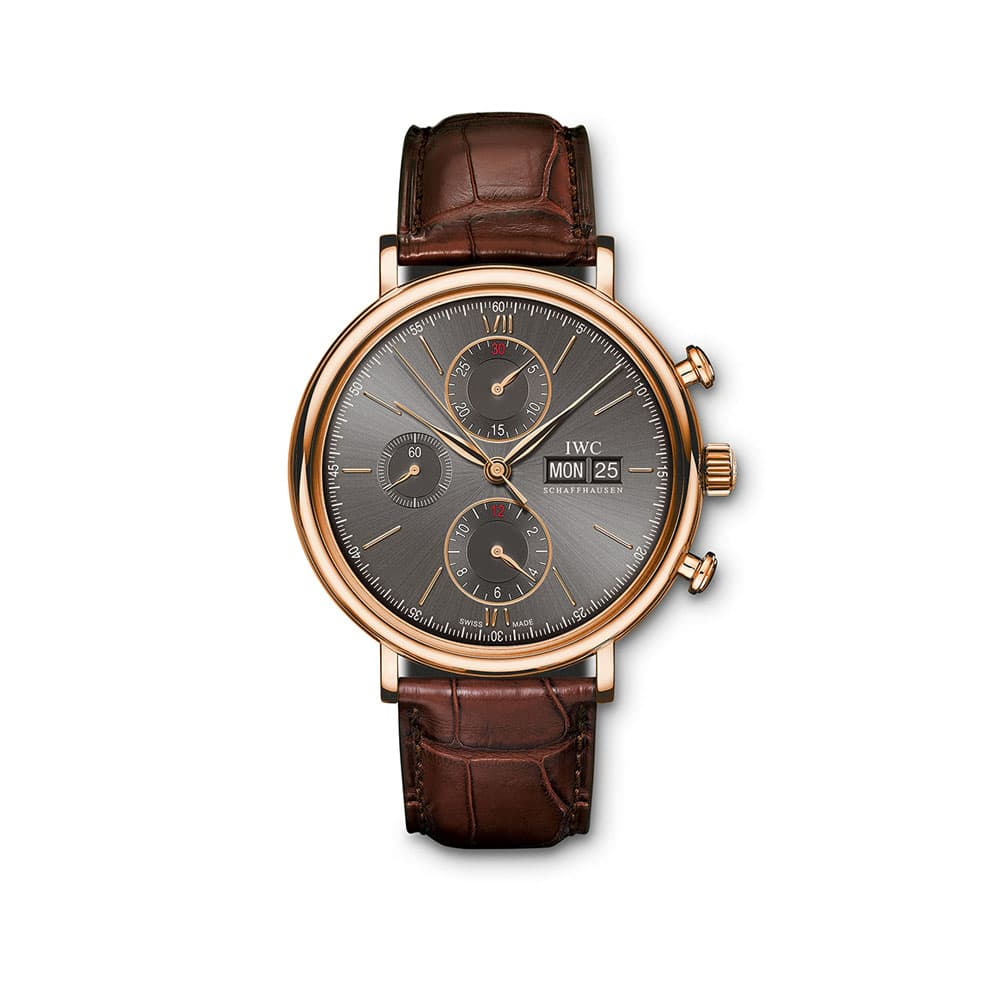 Часы Portofino Chronograph IWC Schaffhausen IW391021