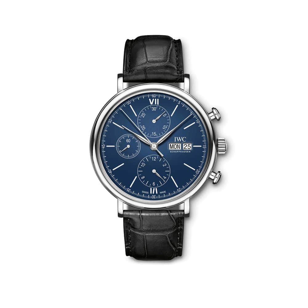 Часы Portofino Chronograph Edition «150 YEARS» IWC Schaffhausen IW391023
