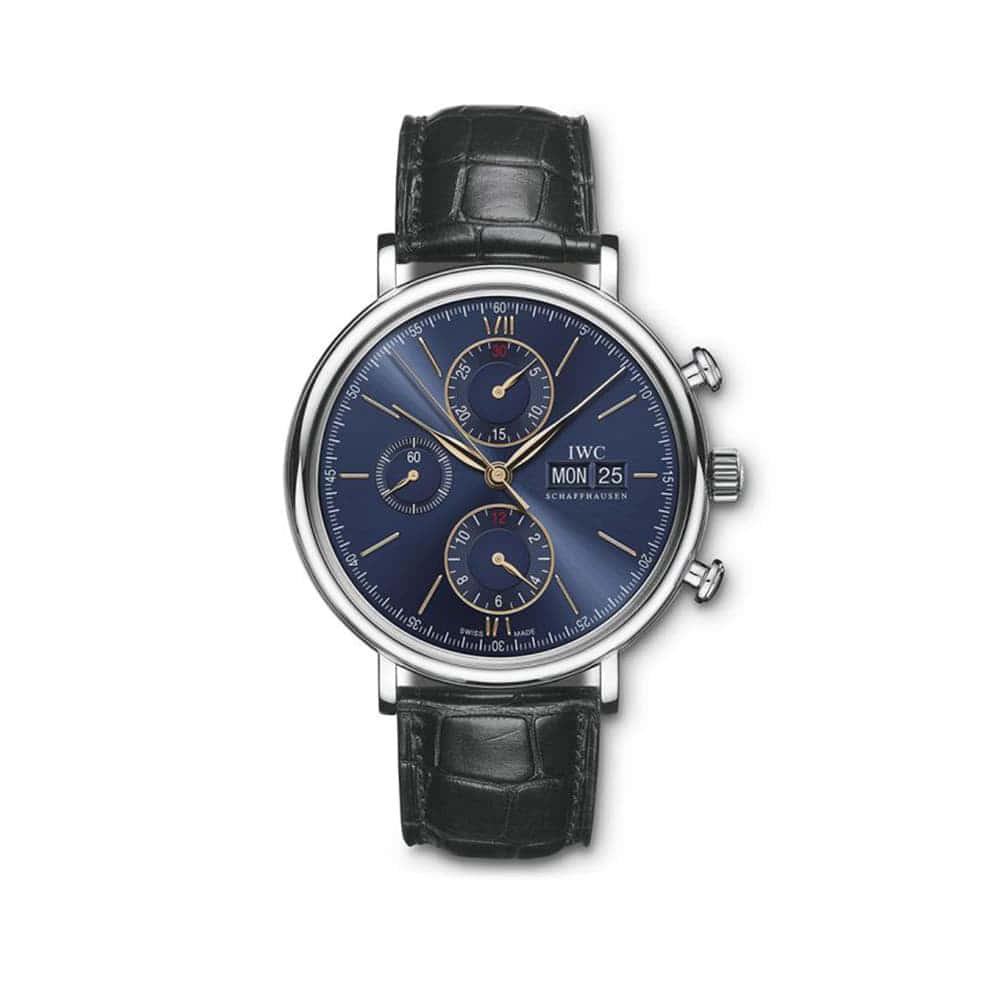 Часы Portofino Chronograph IWC Schaffhausen IW391036