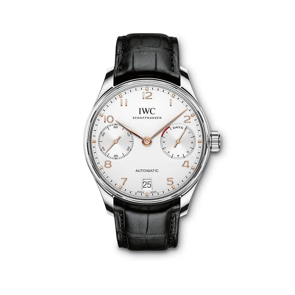 Часы Portugieser Automatic IWC Schaffhausen IW500704
